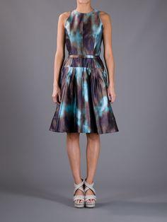 Rochas Printed Dress - Russo Capri - farfetch.com