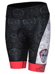 Day of the Living Women's Cycling Shorts