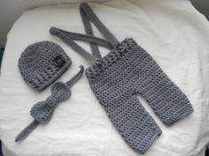Picure Perfect 3 pc suspender pantsjumper by DesignsbyKieshia, $24.00