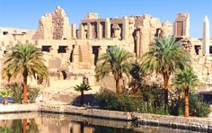 Karnak Temple. Luxor, Egypt.