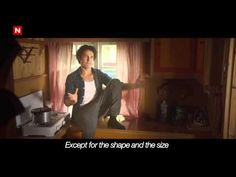 Ylvis - The Cabin [Official music video HD] - YouTube- What is this nonsense? I think I like it. :)