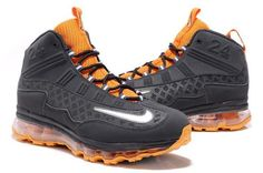 on sale 94358 cd4d3 Danmark Billige Nike Air Max Griffey Trainers Mænd - OrangeBlack