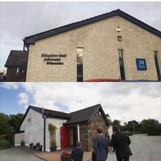 "Today I unknowingly visited the Kingdom Hall that's in the ""Witnessing in Isolated Territory—Ireland"" video on jw.org. The congregation is big! And they sing so loud I was belting it out and I could hardly hear myself will have to watch myself when I go back home now Such a lovely, friendly and diverted congregation that made me feel so welcome I didn't want to leave. @scotteaboom thank you"