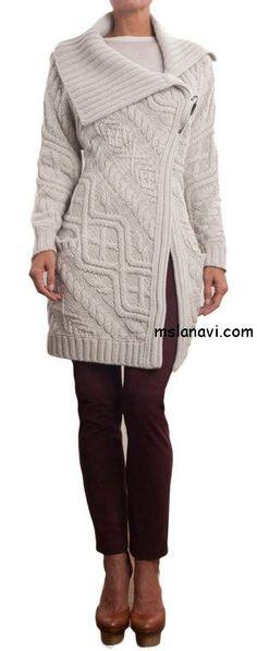 Women's Knit Coat of Ballantyne