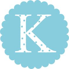 light blue dotted letter K Special Letters, Fancy Letters, I Love My Niece, To My Daughter, Abc Letra, All In The Family, Say My Name, Alphabet And Numbers, Grafik Design