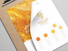 Mona Lisa logo Web Design, Logo Design, Graphic Design, Mona Lisa, Branding, Design Web, Brand Management, Identity Branding, Website Designs
