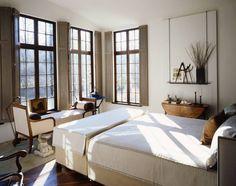 McAlpine Booth & Ferrier Interiors Romance » McAlpine Booth & Ferrier Interiors-bedroom perfection