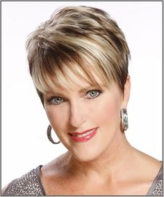 short hair cuts for 2015 for woman over 60 - Bing Images