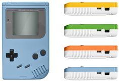 Limited edition Lekki x Nintendo Game Boy Classic - www.lekki.fr