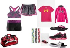 under armour outfit of the day2