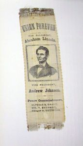 November 8, 1864: In the midst of the Civil War, Abraham Lincoln is re-elected President.
