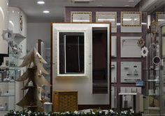 Casadei Arredo Bagno: vetrine Natale 2015
