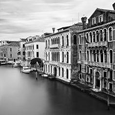 10 adembenemend mooie zwart-wit foto's van Venetië | BREKEND