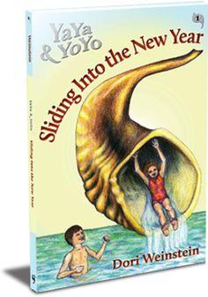 YaYa & YoYo: Sliding Into the New Year (Book 1; ages 8-12)