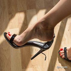 #stiletto #heels #sandals #stevemadden