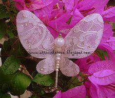 Ideias de borboleta - modelo