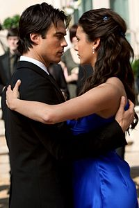 """Damon and Elena """"All I Need"""" My favorite DE scene <3 How I miss those moments that happened so long ago ..."""