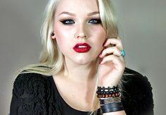 gorgeous girl, gorgeous makeup