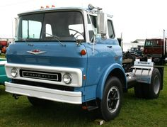 1975 Chevrolet 6500 COE Semi Truck END 13:23 12-01-13