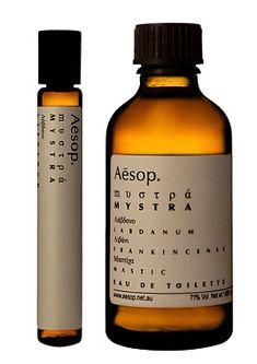 Aesop -unique perfume