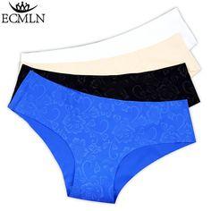 ee2076f1590c Hot Sale Seamless Briefs Everyday Underwear Women Panties Traceless Raw-cut  Hipster Pink Briefs intimate. Ana Maria Vasquez · Bragas sin costuras