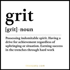 """FIND YOUR OWN TRUE GRIT """"why"""" that helps you to have a clear goal and to view setbacks from a broader perspective. Resilient people find ways to care for others Focus Quotes, Hard Work Quotes, Daily Quotes, Wisdom Quotes, Quotes To Live By, Positive Quotes, Life Quotes, Sayings About Hard Work, Back To Work Quotes"""