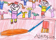 Dibujos 2º de primaria Colegio El Romeral