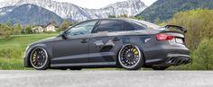 """Mehr als nur """"3F Tuning"""" Felgen, Fahrwerk, Fertig: """"The one and only"""" Audi RS3 Limousine - Auto der Woche - VAU-MAX - Das kostenlose Performance-Magazin"""