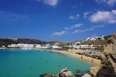 The land of Gods: Athens and Mykonos - Backpack Globetrotter White Houses, Sandy Beaches, Mykonos, Athens, Greece, Backpack, Water, Travel, Outdoor