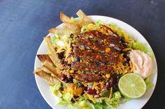Vegetarian Taco Salad // [field notes]