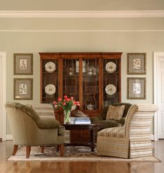 For Formal Living Room  4 Chairs W/circular Table Green Dining Room,