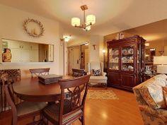 5444 Yonge St Tridel Condo Willowdale Toronto Dining Room Unit 406A Victoria Boscariol Chestnut Park Real Estate