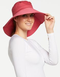 7aa4f8b8 Everyday Sun Hat UPF50 Sun Protection // Our Everyday Sun Hat is the  perfect combination
