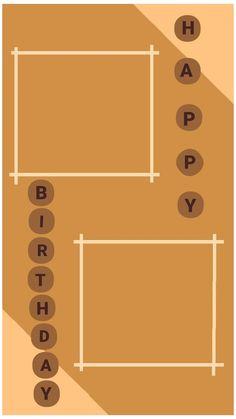 Happy Birthday Template, Happy Birthday Frame, Happy Birthday Posters, Happy Birthday Wallpaper, Birthday Posts, Birthday Captions Instagram, Birthday Post Instagram, Photo Instagram, Instagram Story Ideas