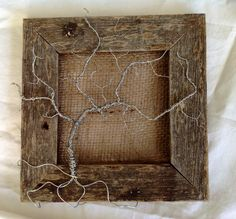 Wire tree earring holder