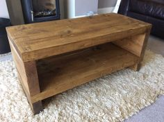 You are viewing my handcrafted rustic tv stand/cabinet the tv stand in constructed using traditional methods from solid reclaimed pine and finished in a oak stain to enhance the grain beneath. Sizing - there is a variety of size options available ranging from: LENGTH - 90cm , 100cm , 110cm, 120cm WIDTH - 40cm HEIGHT - 40CM , 45CM , 50CM All you need to do is choose your size option from the drop down box. This product can be displayed in any area of the home and comes fully assembled. If...