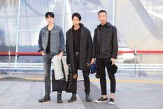 http://chicerman.com  billy-george:  Seoul Fashion Week Street Style Spring Summer 2015  Photos: Seung-Jeomm Choi  #streetstyleformen