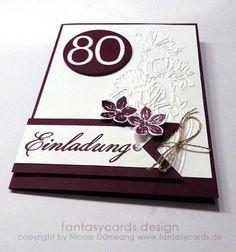 80 Geburtstag Einladung Kostenlos