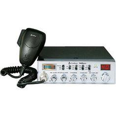 Cobra Classic AM/SSB CB Radio With Dynamike Gain Control