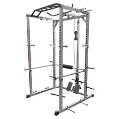 2bf09e180 Valor Fitness BD-33L Lat Pull for BD-33 Heavy Duty Power Cage