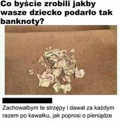 Hahaha Hahaha, Polish Memes, Best Memes Ever, Very Funny Memes, Funny Mems, I Cant Even, Creepypasta, Life Quotes, Jokes