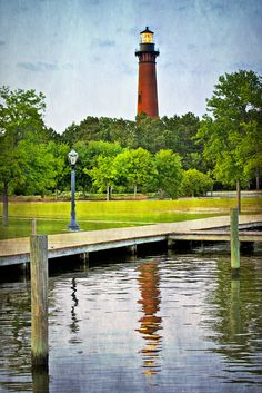 The Currituck Lighthouse - Corolla, NC
