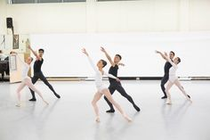 Rock Students performing at YAGP showing