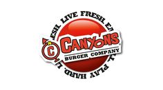 Canyons is looking to change the way quick casual burgers are served. They use nothing but the freshest ingredients for their menu items and deliver them in a warm and inviting environment. Canyons is not just another burger joint, they are an active outdoor lifestyle that happens to pride itself on cooking the best burgers and chicken tenders in America. Come find out why Canyons is different!