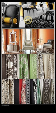 Schumacher - Mary Mcdonald.Mary McDonald is one of the designers who has adapted the Regency-Empire styles that date back to the early 19th century for modern times