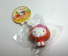 RARE Licensed NIC Hello Kitty in An Orange Squishy Kawii Sanrio Squishies | eBay