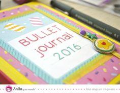 """Descubre en este post el mundo""""Bullet Journal"""". Aprende de la mano de una Abeja en mi gaveta a crear tu propio Bullet Journal mediante sencillos ejemplos."""