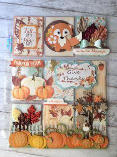 Fall Paper Crafts, Scrapbook Paper Crafts, Pocket Pal, Pocket Cards, Atc Cards, Journal Cards, Pocket Scrapbooking, Scrapbooking Layouts, Bullet Journal Starter Kit