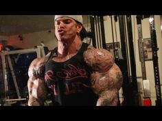 UPRIGHT ROWS WITH DUMBBELLS - MY 2 CENTS - Rich Piana - YouTube Bodybuilding Workouts, Bodybuilding Motivation, Powerlifting Men, Different Exercises, Muscle Hunks, Shoulder Workout, Gym Time, Physical Fitness, Weight Training
