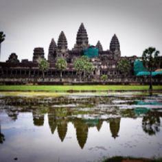 Ankorwat, Cambodia